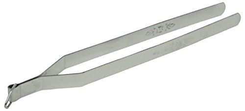 Doorbell® Stainless Steel Tong, Roti/Chapati Chimta, 28.5 Cms